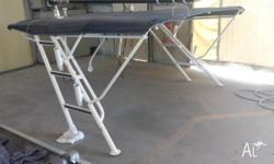 Boat Canopy Anodized Alloy with telescopic USA riggers,