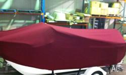 Bimini and canopy to fit your boat custom made .
