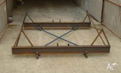 Boat Cradle - Custom Made Professionally Engineered and