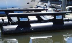 Boat Lift - Air Dock 1.7 Ton / 1700kgs - Second Hand,