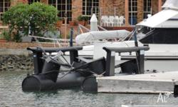 Boat Lift - Air Dock 4 Ton/4000kg - Second Hand, Boat
