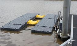 Boat Lift - Hydrolift D Series D20 Dry Docking System -