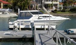 Boat Lift - HydroLift - H Series 3 Ton/3000kg - Second