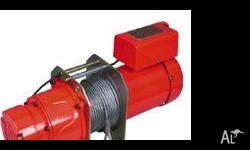 Boat Ramp Winch - Electric F05-25, BOAT ACCESSORY, Boat