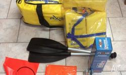 We have several boat saftey kits available to get you