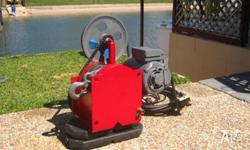 heavy duty boat winch very powerfull ,25 foot extension