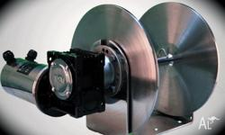 SAVE SAVE SAVE ON DRUM WINCHES!!!! A Stainless,