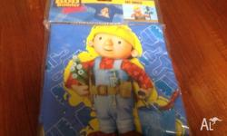 This is brand new. Bob the Builder Art Smock. Great