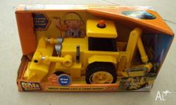 BOB THE BUILDER MEGA SIZE LIFT AND LOAD SCOOP BRAND NEW
