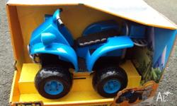 BOB THE BUILDER MEGA SIZE SCRAMBLER BATTERY OPERATED