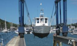 This Boden Mackeral is a very tidy boat constructed in
