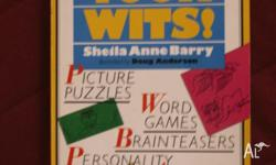 Book Test Your Wits: Sheila Anne Barry Mint condition A
