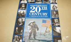 Book, The 20th Century, A Chronicle in Pictures, as