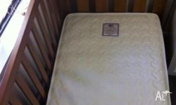 Beautiful Boori country collection cot in heritage