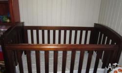 I'm selling my Boori Classic cot, our baby days are
