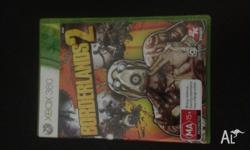 Borderlands 2, preowned, good condition.