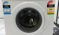 For Sale Bosch front loader washing machine Capacity