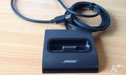 Bose Dock for ipod, iphone Home Theater System, never