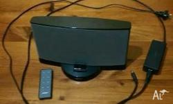 Selling my Bose SoundDock series 3 iPhone dock. The