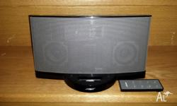 Bose sounddock series II for sale, used but in