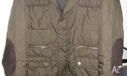 BOSSINI Men's Jacket AS NEW Size: XXL Material: 100%