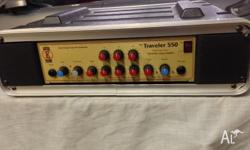 David Eden Traveler 550 Bass Amp. 300w, Made in U.S.A.,