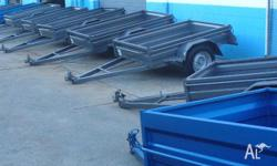 BOX TRAILER BRAND NEW TRAILERS GREAT PRICES AND QUALITY