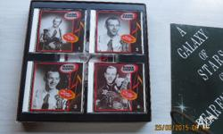 Boxed set of Hank Snow cds ' The Yodelling Ranger ""