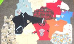 Boy Bundle of Clothing, size 1 in Very Good Condition.