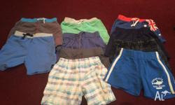 I have here, size 1-2 boys bundle.. summer clothes. I
