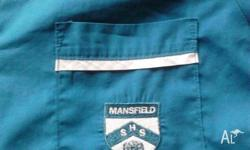 Small Mansfield State High School Shirt/Uniform Suit