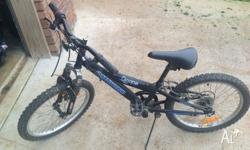 "Boys 20 "" mountain bike in good condition"