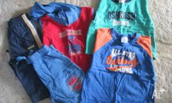 I have a bulk lot of boys size 1 winter and summer