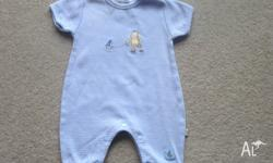 Little boys Classic Pooh one piece - size 000 Quality