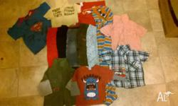 Boys clothes. All good condition. $15 for the lot. Size