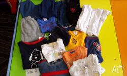 Baby Boys Clothes, Size 0. Various brands including: