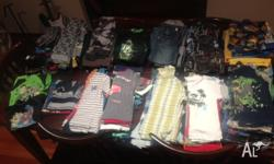 Boys clothes sizes 5 through to 8 (majority 5&6 sizes)