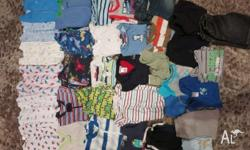 Boys clothing size 00-0 in good condition. Brands