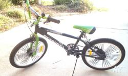 Boys 'Dominator' bike. Great near new condition, 12