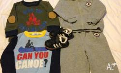 Great lot of boys clothing. All in excellent pre owned