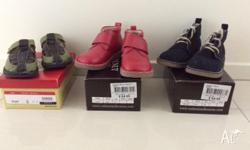 I am selling 3 pairs of shoes all in excellent - near