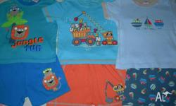 Lion pjs snooze zone size 0 $2 Digger pjs snooze zone