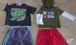 HI I AM SELLING: BOYS SIZE 2 CLOTHING ITEMS IN GOOD