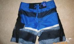 For sale I have this Size 8 Pair of Boys Board Shorts