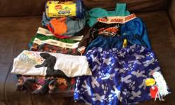 1xboys singlet size 6,new 7 pk boys cotton briefs