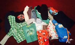 I have a size 1-2 winter bundle for boys! Mainly size