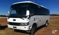 Brahman Traveller AWD Bus, sold as Motor Home Shell 3.8