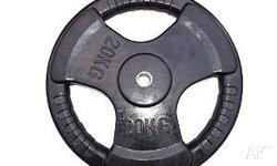 2.49/kg! FLEX FITNESS EQUIPMENT - STANDARD Rubber