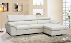 I have a brand new 3 seater lounge with chaise from