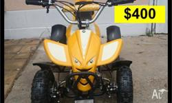 49cc 2 stroke Automatic Kids ATV�Quad Bikes. We also